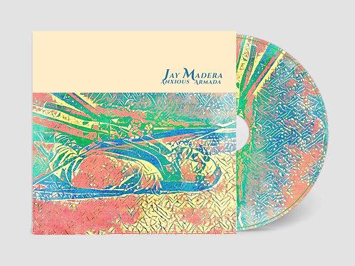 Jay Madera - Anxious Armada CD