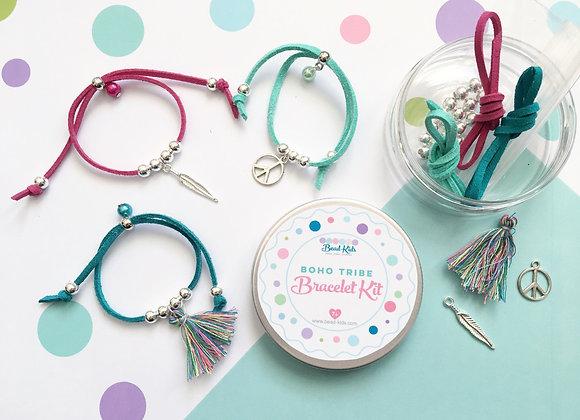 Boho Tribe DIY Bracelet (3 per set)