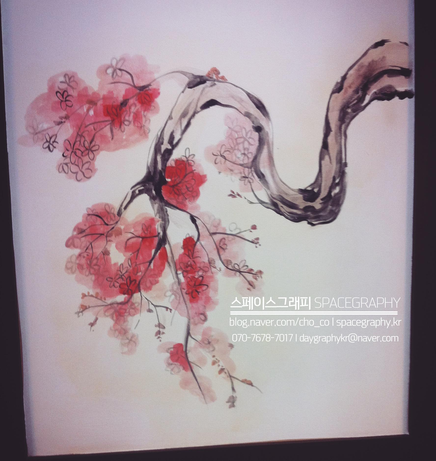 중국집벽화_중국집인테리어_3