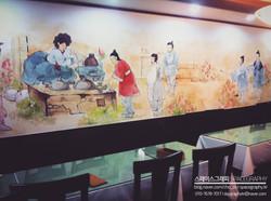 중국집벽화_중국집인테리어_10