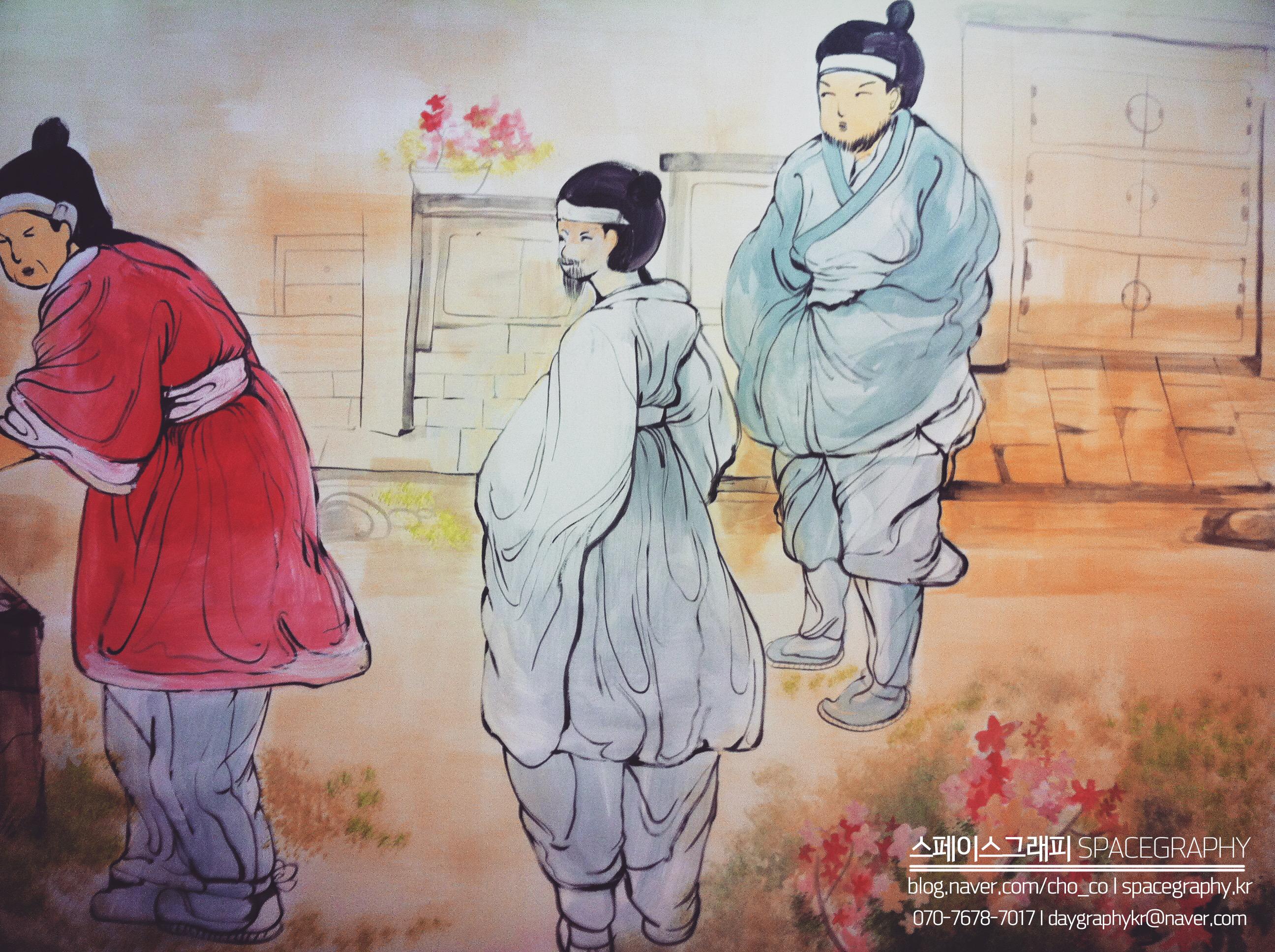 중국집벽화_중국집인테리어_8