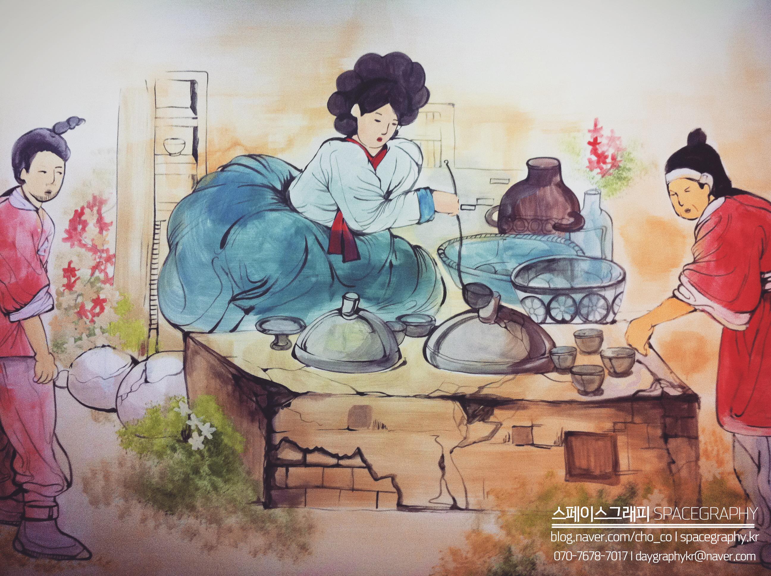 중국집벽화_중국집인테리어_9