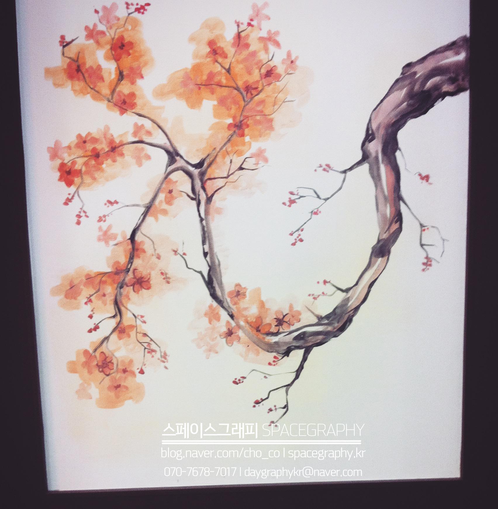 중국집벽화_중국집인테리어_4