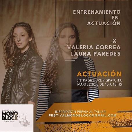 flyer_entrenamiento_en_actuación_festiva