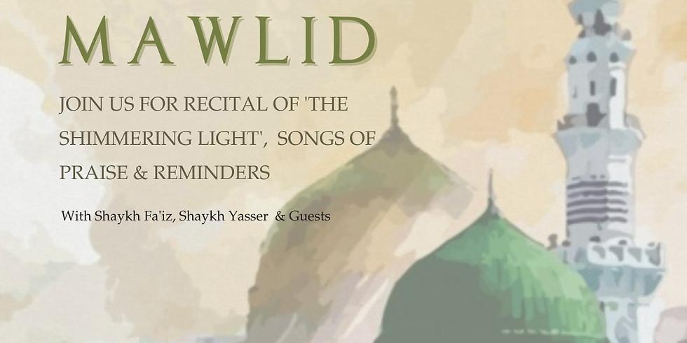 Ribat Mawlid & Reminders