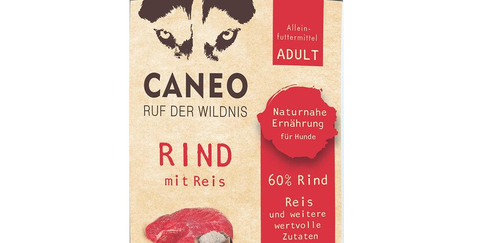 Caneo Rind mit Wild 400g