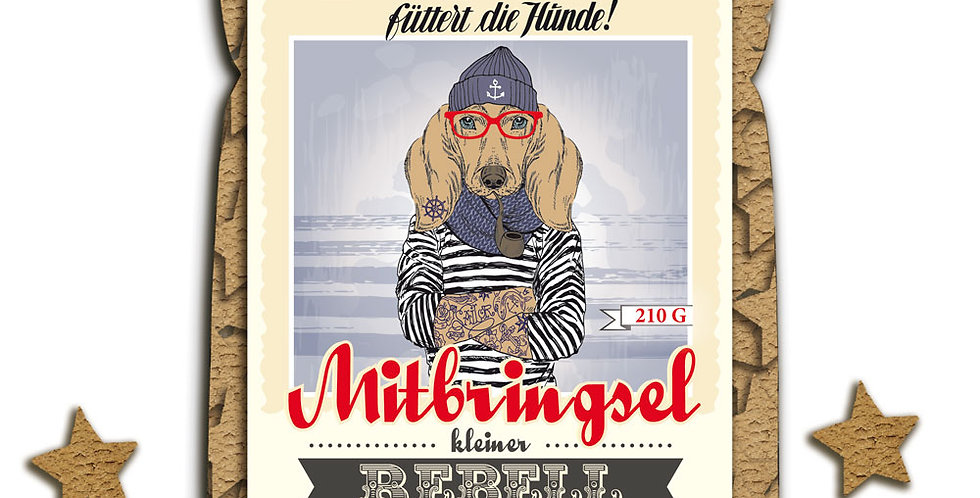 "Bubeck Mitbringsel 210g""kleiner Rebell"""