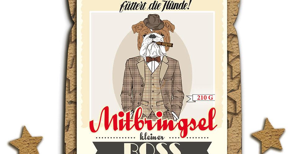 "Bubeck Mitbringsel 210g""Der Boss"""