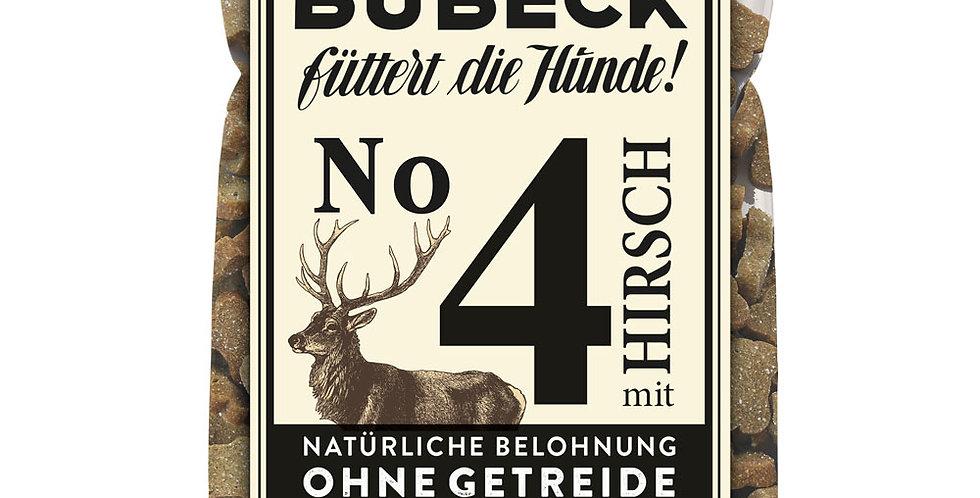 Bubeck No. 4 Hirsch -getreidefrei-