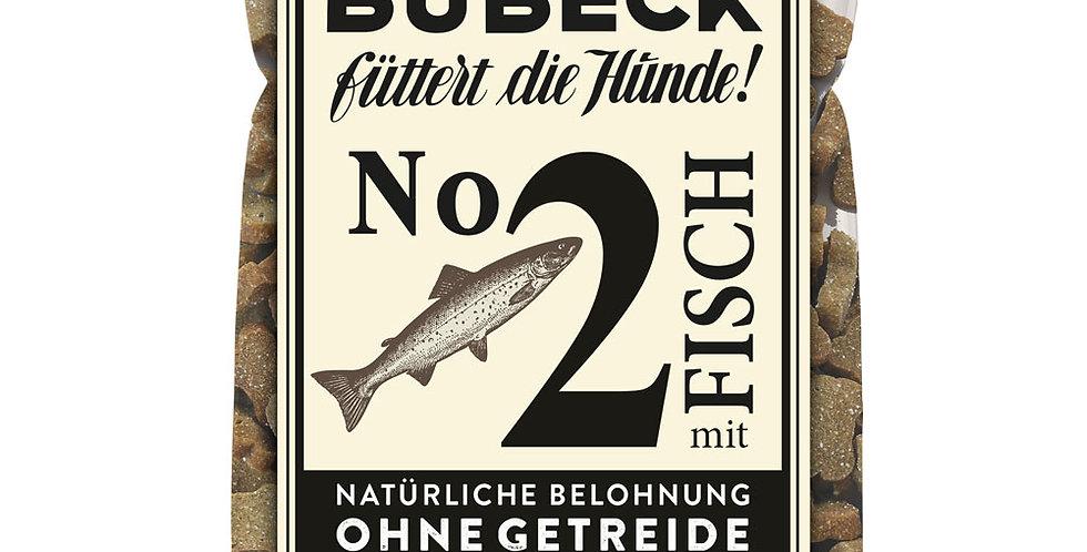 Bubeck No. 2 Fisch -getreidefrei-