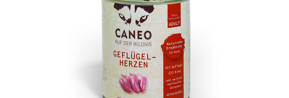 Caneo Geflügelherzen 800g