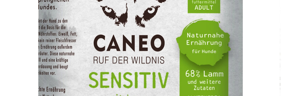 Caneo Lamm Sensitiv 400g