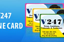 V247 $10 Phone Card
