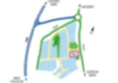 Plan d'access