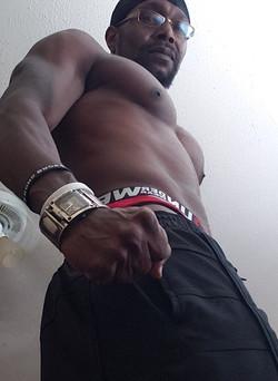 Dre Steele aka MrSexxxyChocolate
