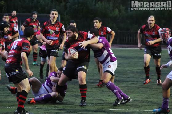 Arrasate Rugby - Gaztedi Rugbi