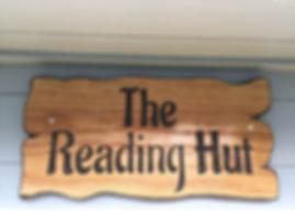 The Reading Hut, UK