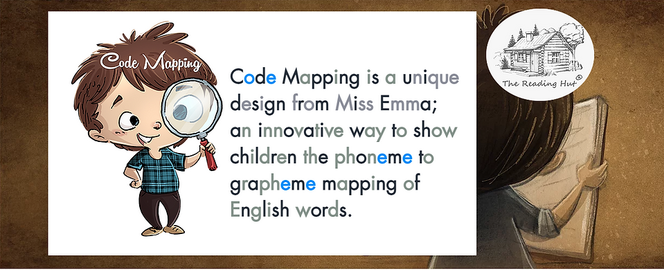 Miss Emma's Code Mapping technique!