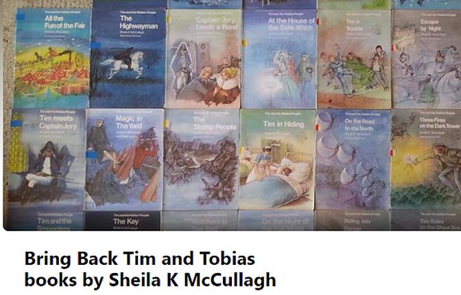 Tim and Tobias - Sheila McCullagh
