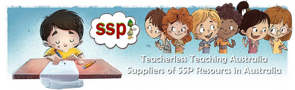 Buy SSP Resources in Australia through Teacherless Teaching Australia