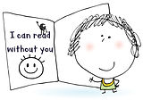 I Can Read Without You Project