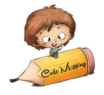 Code Mapping and Monster Mapping are the tools to unlock the learning to read and spell code