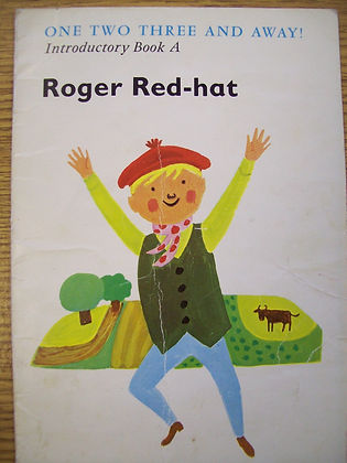 Roger Red-hat from The Village With Three Corners