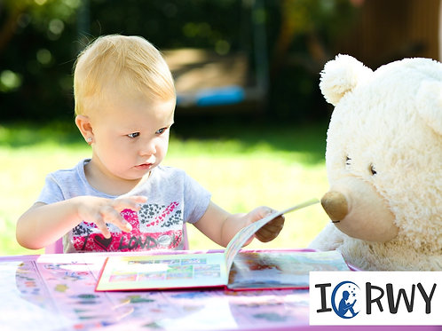 FULL ICRWY Teaching Kit - I Can Read Without You Program