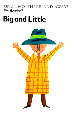 Pre-Reader 7 - Big and Little