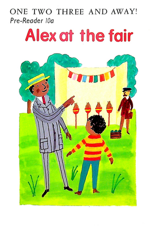 Pre-Reader 10a - Alex at the fair