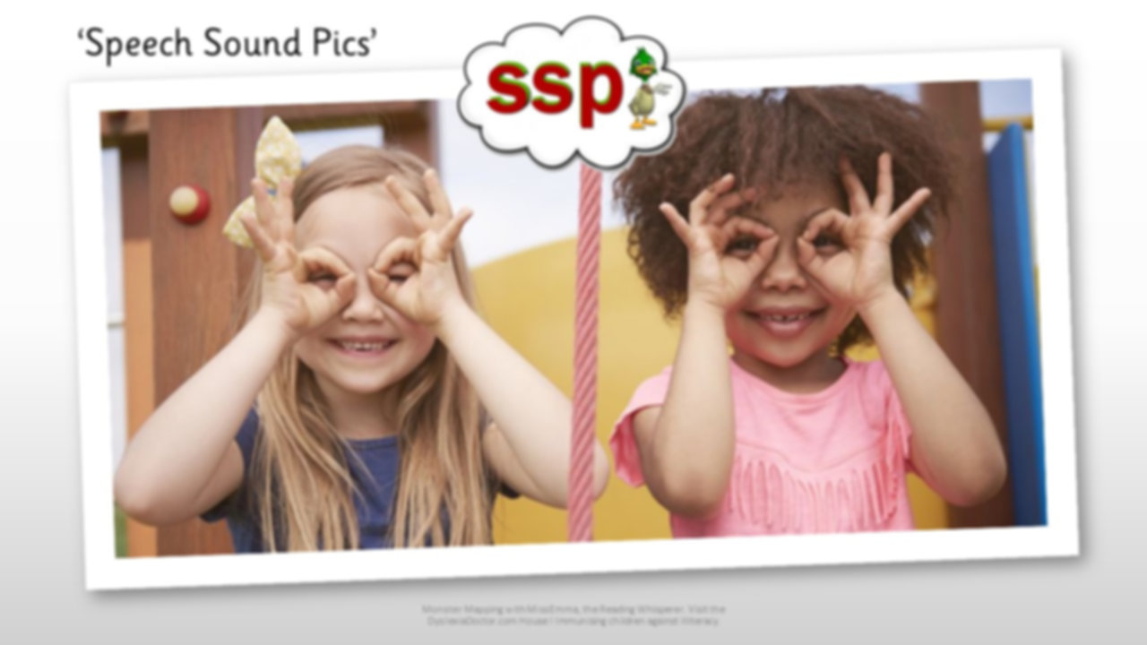 Speech Sound Pics (SSP) Approach - Online Training