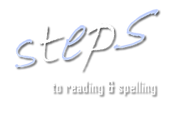 Steps to Reading and Spelling Program with Miss Emma