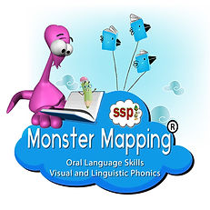 Monster Mapping with Miss Emma