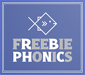 Freebie Phonics from Miss Emma, The Reading Whisperer. SSP Approach