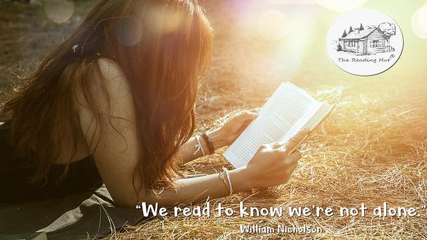 The Reading Hut - Program for Teens
