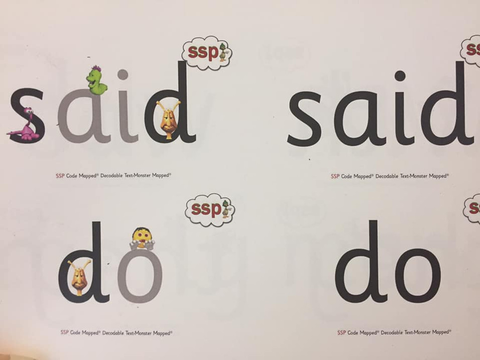 Phonetic Symbols for Kids - Sight Words De-Coded.