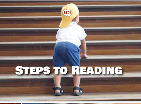 Steps to Reading by 6 with Miss Emma