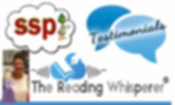 SSP testimonials - Speech Sound Pics (SSP)