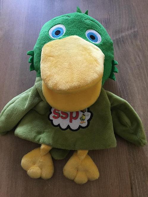 Speech Sound Duck Puppet - Phonemic Awareness & Articulation
