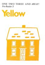 Pre-Reader 3 - Yellow