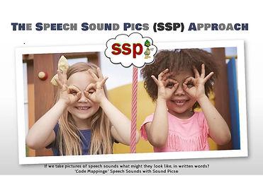 The Speech Sound Pics (SSP) Approach from Miss Emma