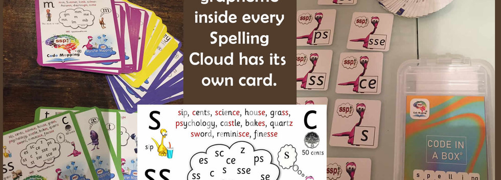 Spelling Clouds