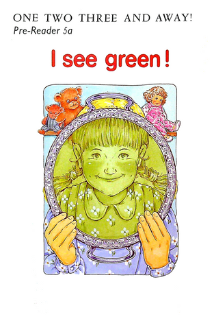 Pre-Reader 5a - I see green!