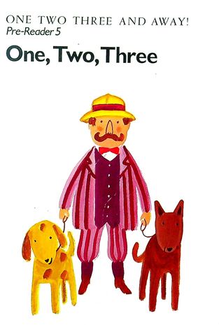 Pre-Reader 5 - One, Two, Three