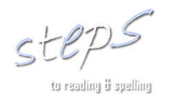Steps to Reading and Spelling with Miss Emma