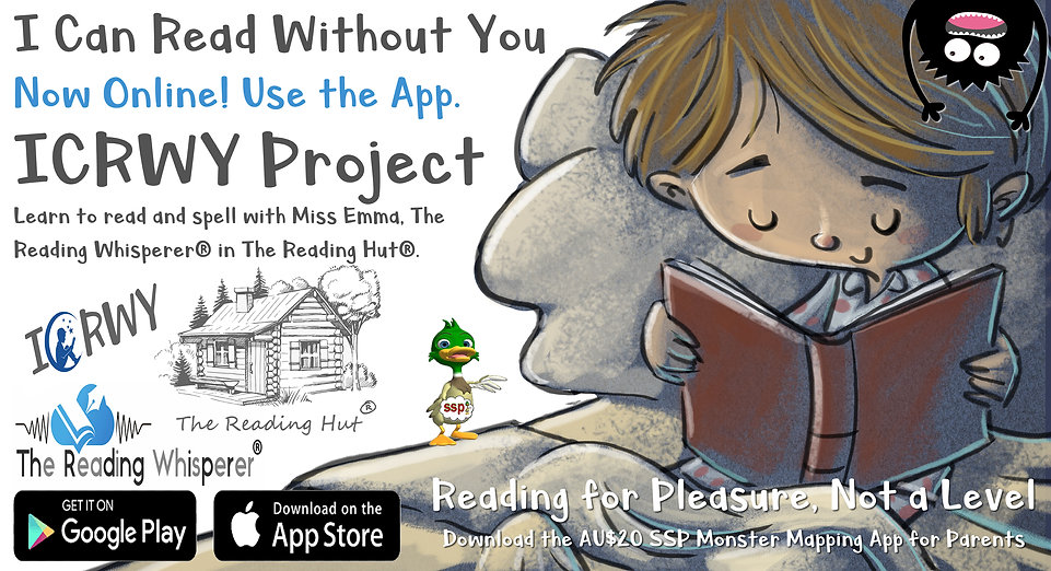 I Can Read Without You app lessons