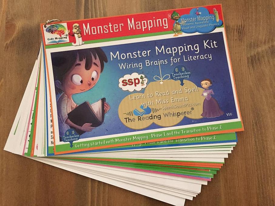 Monster Mapping Kit Handbook
