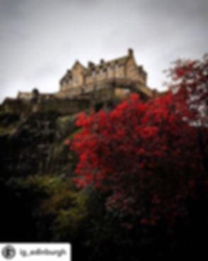 Buongiorno da Edimburgo.... #edinburgh #