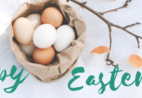 How to avoid post-Easter guilt