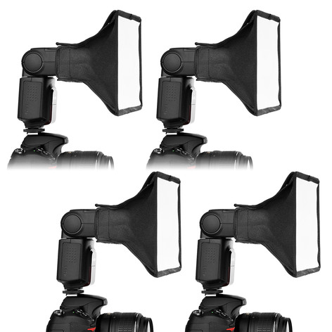 4 wireless 2.4 G flash